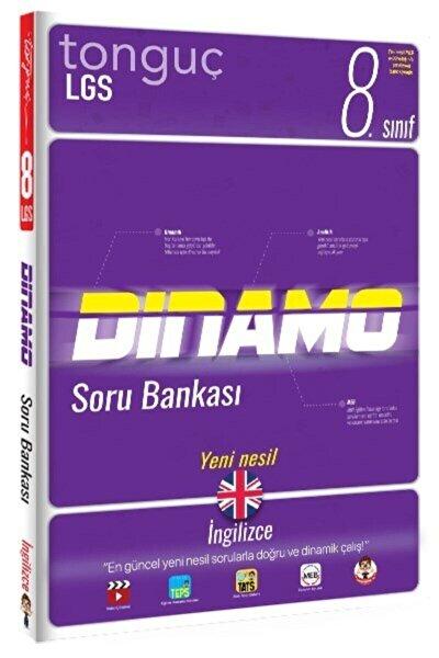 Tonguç Yayınları 8. Sınıf Ingilizce Dinamo Soru Bankası 2021