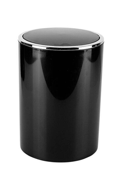 Lenox Siyah Kapaklı Kova