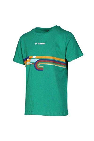 Unisex Çocuk Yeşil Ikast Kısa Kollu  T-Shirt