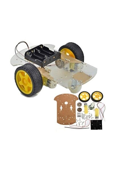 2wd Robotik Araba Kiti