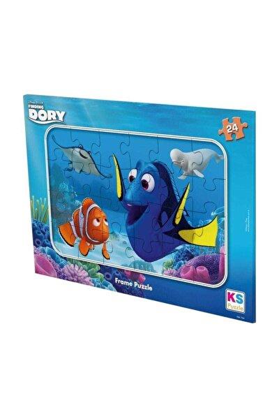 Dory 24 Parça Frame Puzzle