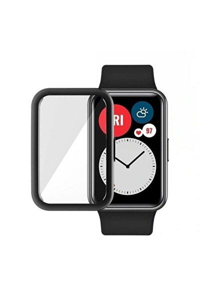 Huawei Watch Fit 360 Koruma Ultra Ince Silikon Kılıf