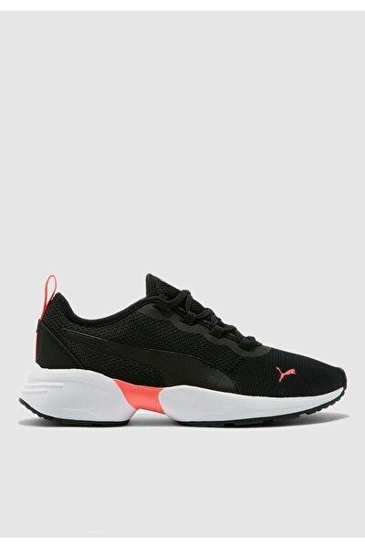 Kadın Siyah Turuncu  Sirena Sport  Yürüyüş Ayakkabısı