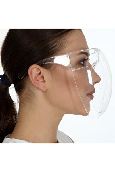 Ortopedik Şeffaf Maske Yüz Ve Ağız Koruyan Siperlik Zuhal Topal