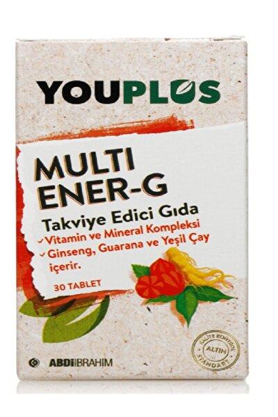 Yeni Ambalaj 30 Tablet Muti Ener-g