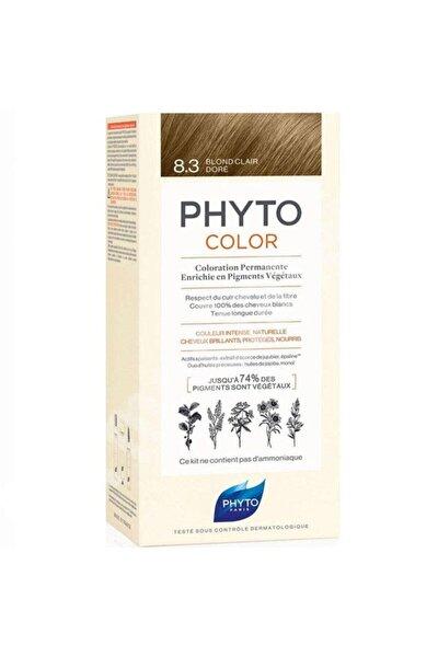 Color 8.3 - Sarı Dore (Bitkisel Saç Boyası) -