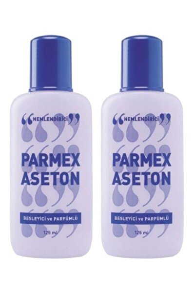 Aseton Parfümlü 125ml X2