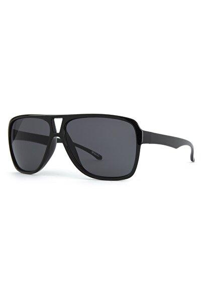 Basic Siyah Erkek Güneş Gözlüğü Apss032000