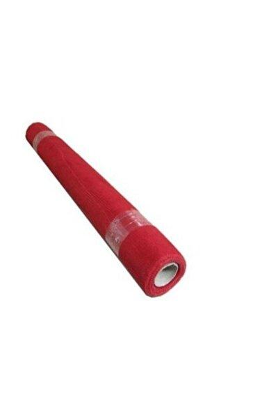 Kırmızı Kristal Tül 70 cm x 25 m