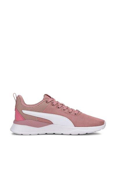 373174 01 Anzarun Lite Metallic Jr Kadın Sneaker Ayakkabı Pembe