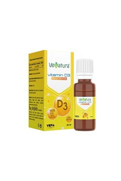 Vitamin D3 Takviye Edici Gıda