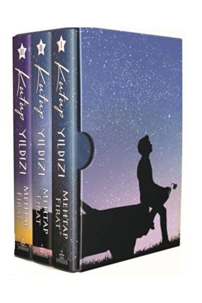 Kutup Yıldızı Seti-3 Kitap Takım Ciltli Özel Kutulu Koleksiyon Baskı -Mehtap Fırat