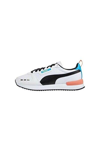 Erkek Neon Beyaz Spor Ayakkabı