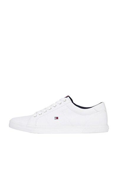 Erkek Beyaz Sneaker Iconıc Long Lace Sneaker FM0FM01536