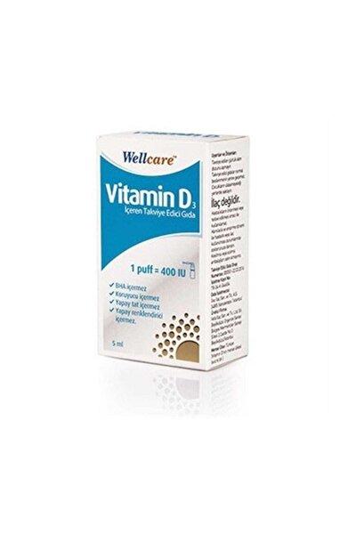 Vitamin D3 400 Iu 5 ml