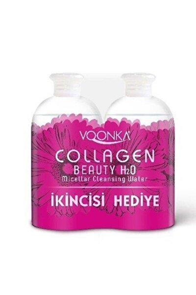 Beauty Collagen H2o Makyaj Temizleme Suyu 2'li Kofre Makyaj Temizleme Suyu