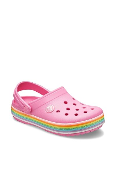 Kız Çocuk Pembe Spor Sandalet