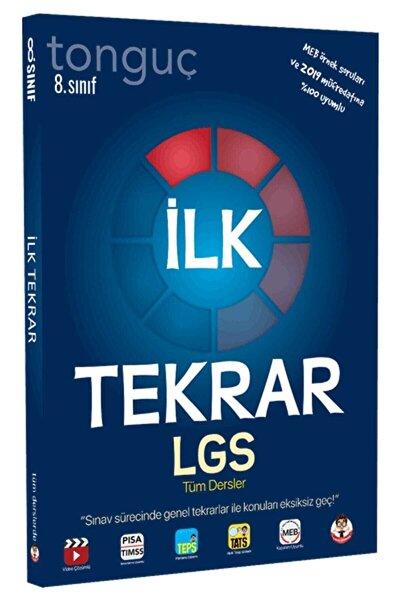 Tonguç Yayınları 8. Sınıf 1. Dönem Lgs Ilk Tekrar Tüm Dersler Tonguç