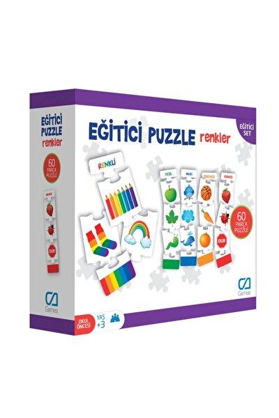 Null Eğitici Renkler Puzzle