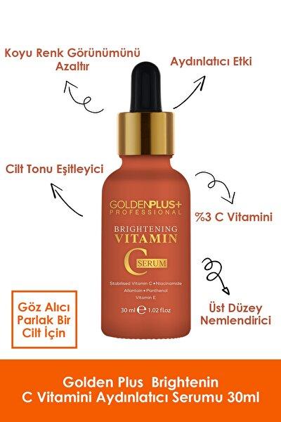 C Vitamini Aydınlatıcı Serum 30 ml