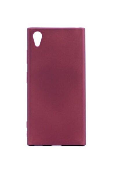 Sony Xperia Xa1 Plus Kılıf Yumuşak Ince Silikion Kapak