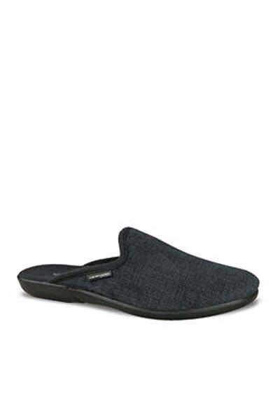 Pıerro-9 Erkek Terlik Ayakkabı 02809-siyah