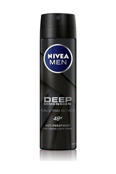 Nıvea Deep Dimension Deodorant Erkek 150 ml