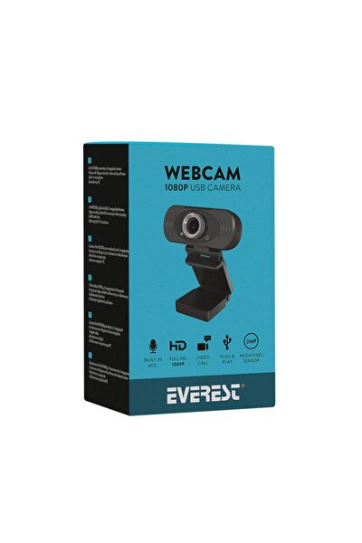 Sc-hd03 1080p Full Hd Webcam Usb Pc Kamera
