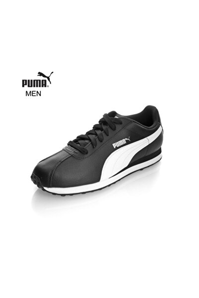 TURIN Siyah BEYAZ Erkek Sneaker 100257237