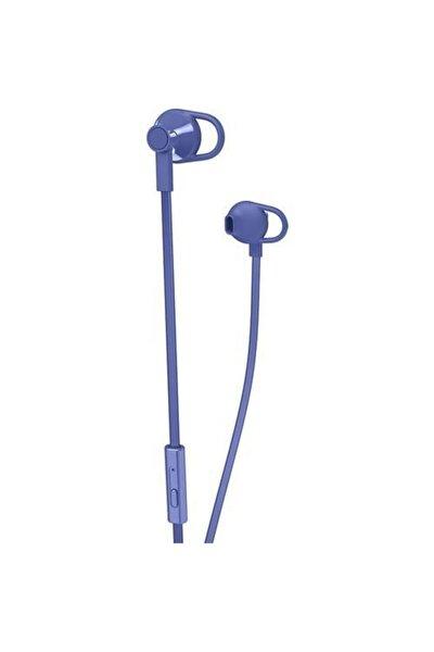 150 Kulakiçi Mikrofonlu Kulaklık Lacivert 2ap91aa