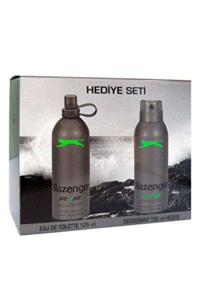 Sport Yeşil Edt 125 ml 150 ml Erkek Parfümü Deodorant