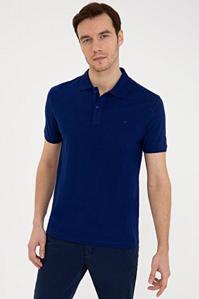 Mavı ERKEK T-Shirt G051SZ011.000.1284664
