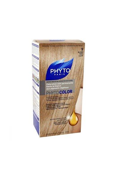 Saç Boyası - Phytocolor 9 Kiti Açık Sarı 618059109645