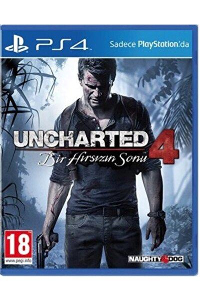 Uncharted 4: Bir Hırsızın Sonu  - Türkçe Dublaj Ps4 Oyun
