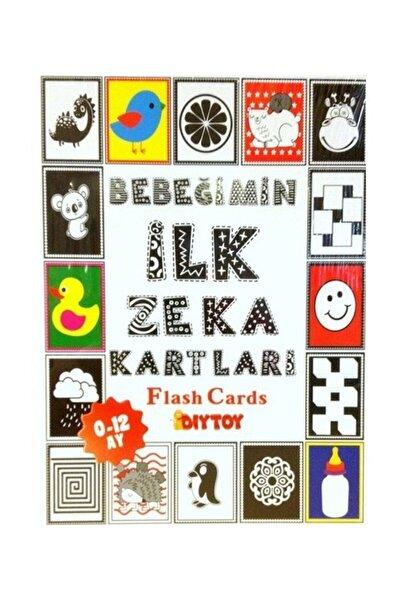 Diytoy Bebeğimin İlk Zeka Kartları (Flash Kart) KLTBDR012