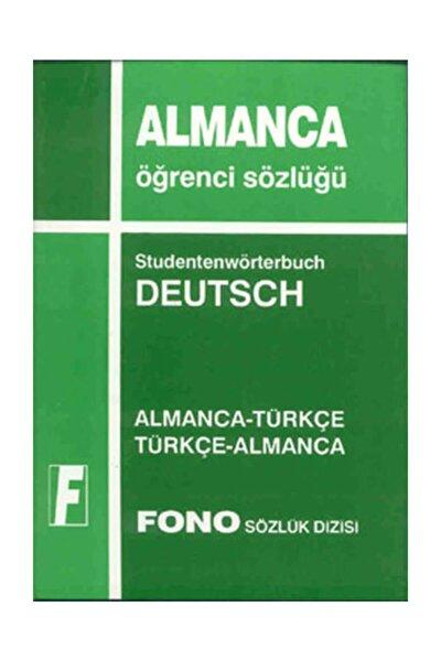 Almanca Türkçe  Türkçe Almanca Standart Sözlük