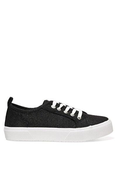 CONCES 1FX Siyah Kadın Havuz Taban Sneaker 101031001