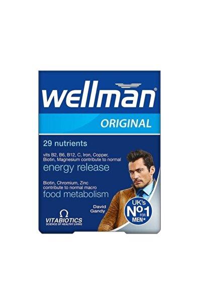 Wellman Original 30 Kapsül