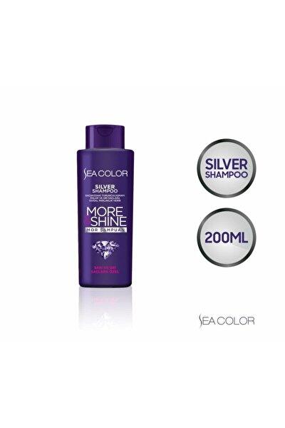 Silver Shampoo Mor Şampuan  200 ml