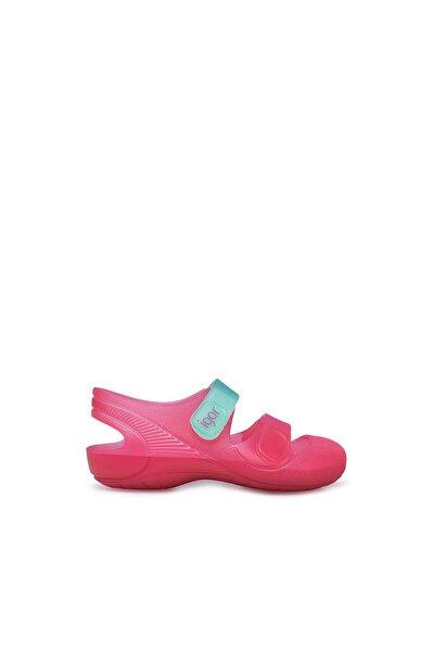 Unısex Çocuk Pembe Kaydırmaz Havuz Ve Deniz Ayakkabı S10146 U