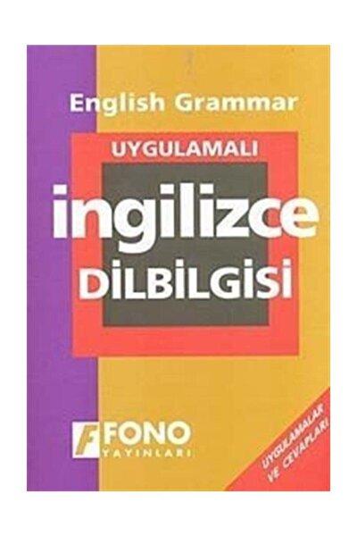 Uygulamalı İngilizce Dilbilgisi English Grammer
