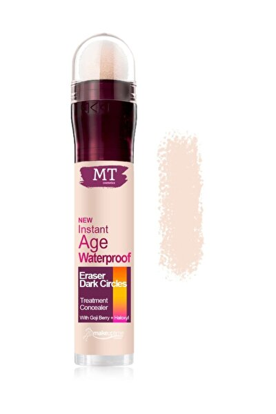 Mt Anti Age Waterproof Kapatıcı Orta Ton 6 ml