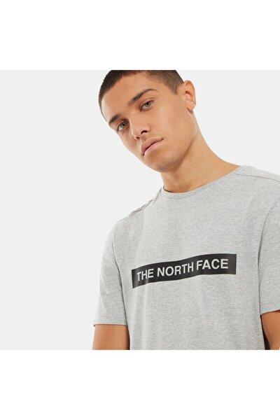 Erkek Ligt T-shirt - Gri