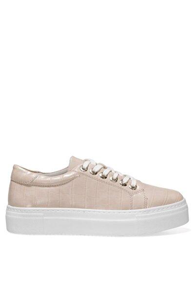 ANDY 1FX Bej Kadın Havuz Taban Sneaker 101011887