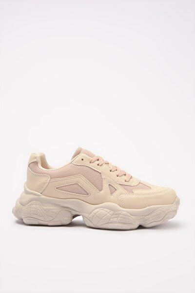 Kemik Kadın Sneaker 01AYY213480A400