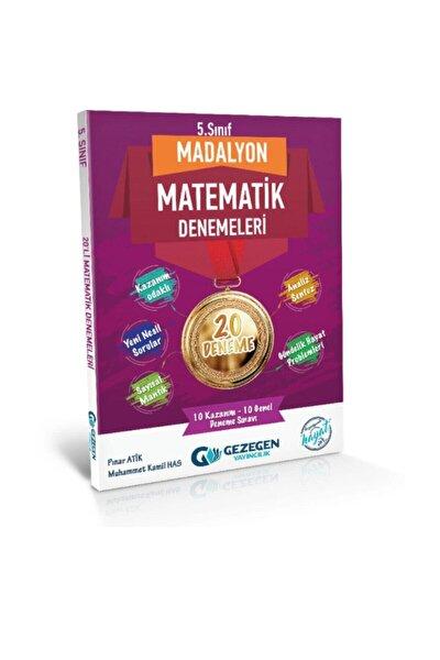 5. Sınıf Matematik Madalyon 20 Deneme
