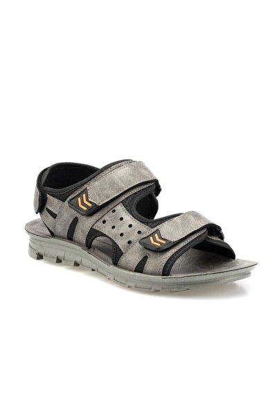 160240.M Gri Erkek Sandalet 100500960