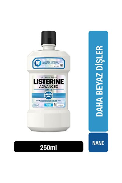Advance White Nane Aromalı Ağız Çalkalama Suyu 250 ml