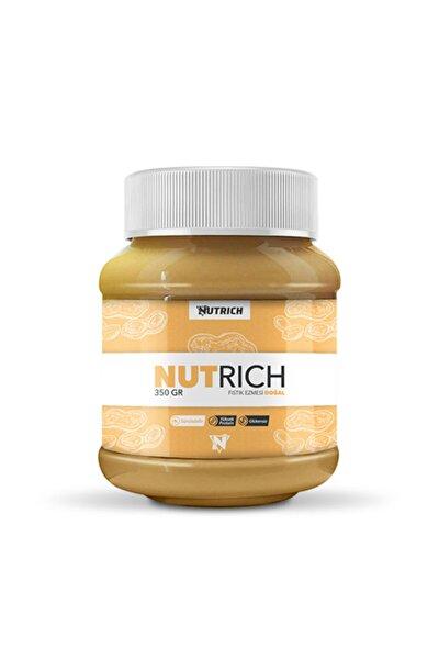 Nutrich Creamy Doğal Fıstık Ezmesi 350 gr