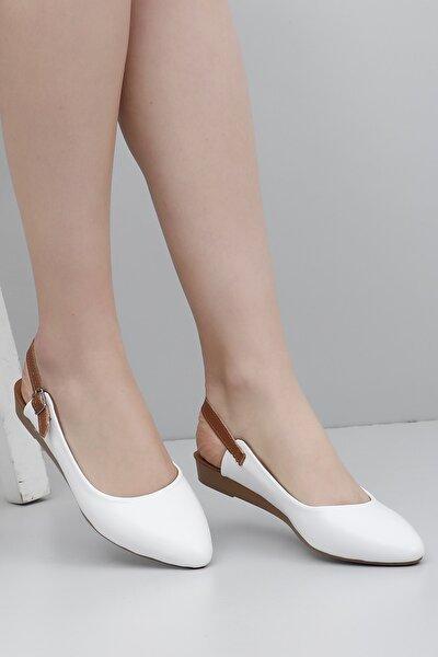 Beyaz Kadın Babet 37204